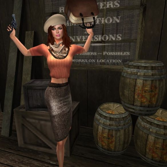 CHG Fashion- Bonnie & Posesion pose #5