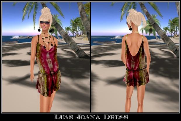 Luas Joana Dress---display