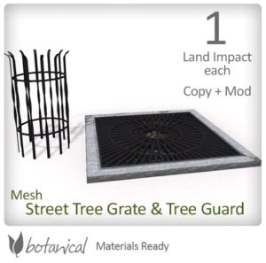 Botanical Tree guard