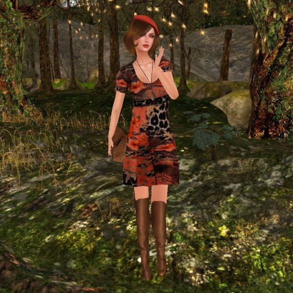 Liv Glam Lauryn Anabelle Dress