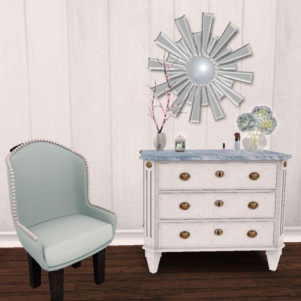 Serendipity Designs Dresser
