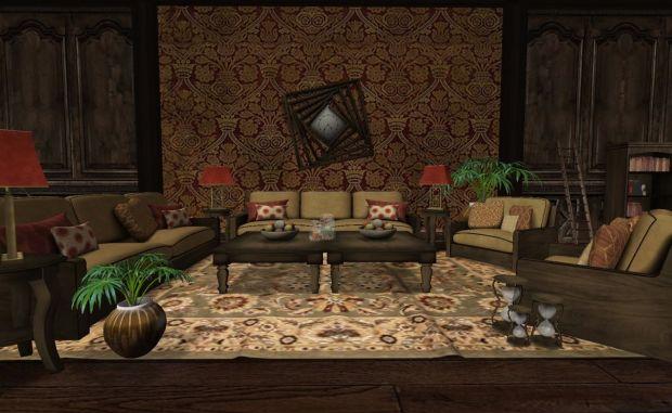 Buckskin Living Room